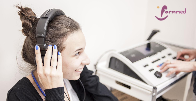 Audiolog i foniatra – badanie słuchu